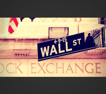 Wall St blood